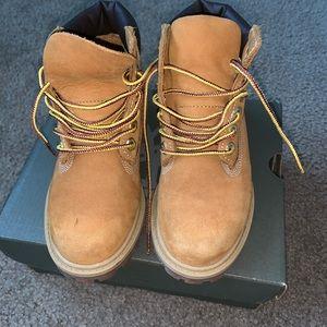 Boys toddler Timberland boots